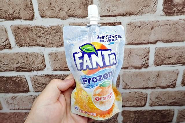 ファンタ フローズンオレンジ