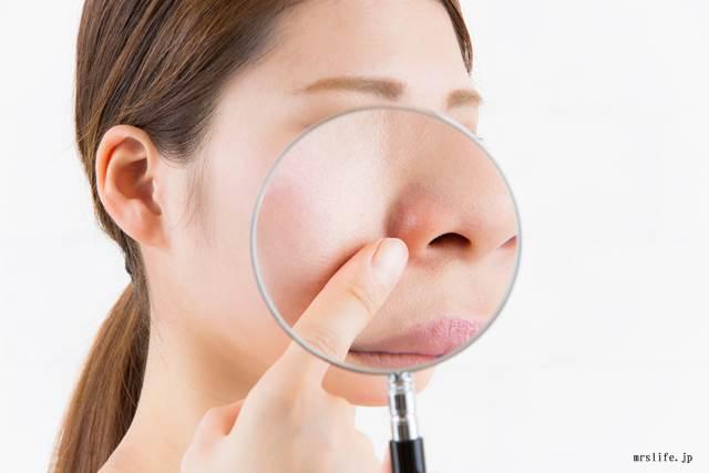 鼻のの毛穴