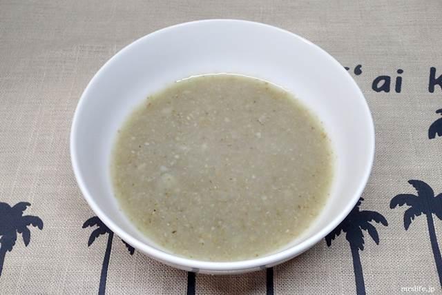 菊芋のスープ