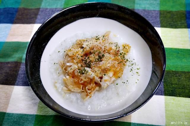 トマトドリア風粥