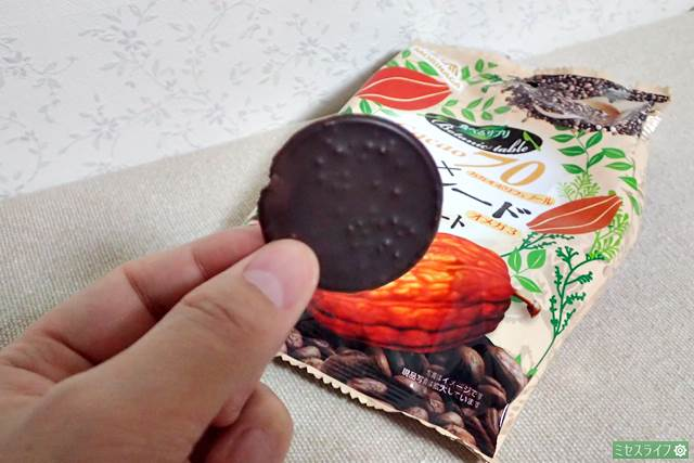 cacao70×チアシード
