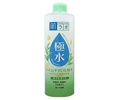 肌ラボ 極水ハトムギVC化粧水
