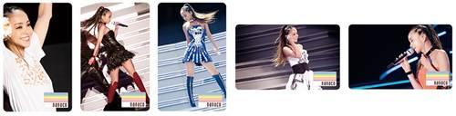 安室奈美恵 オリジナルnanacoカード